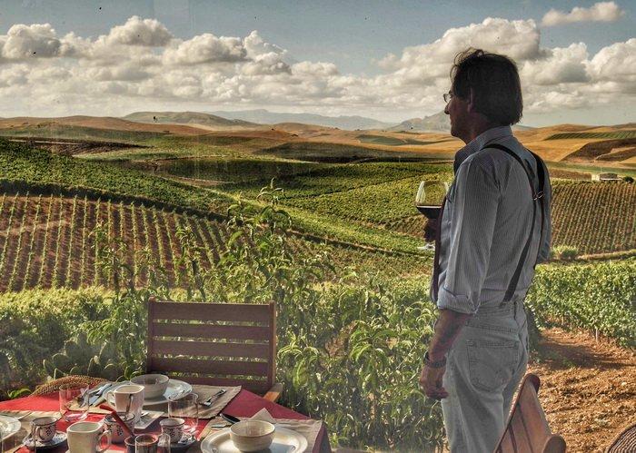 Virzì, terra siciliana dove produciamo il nostro vino biologico