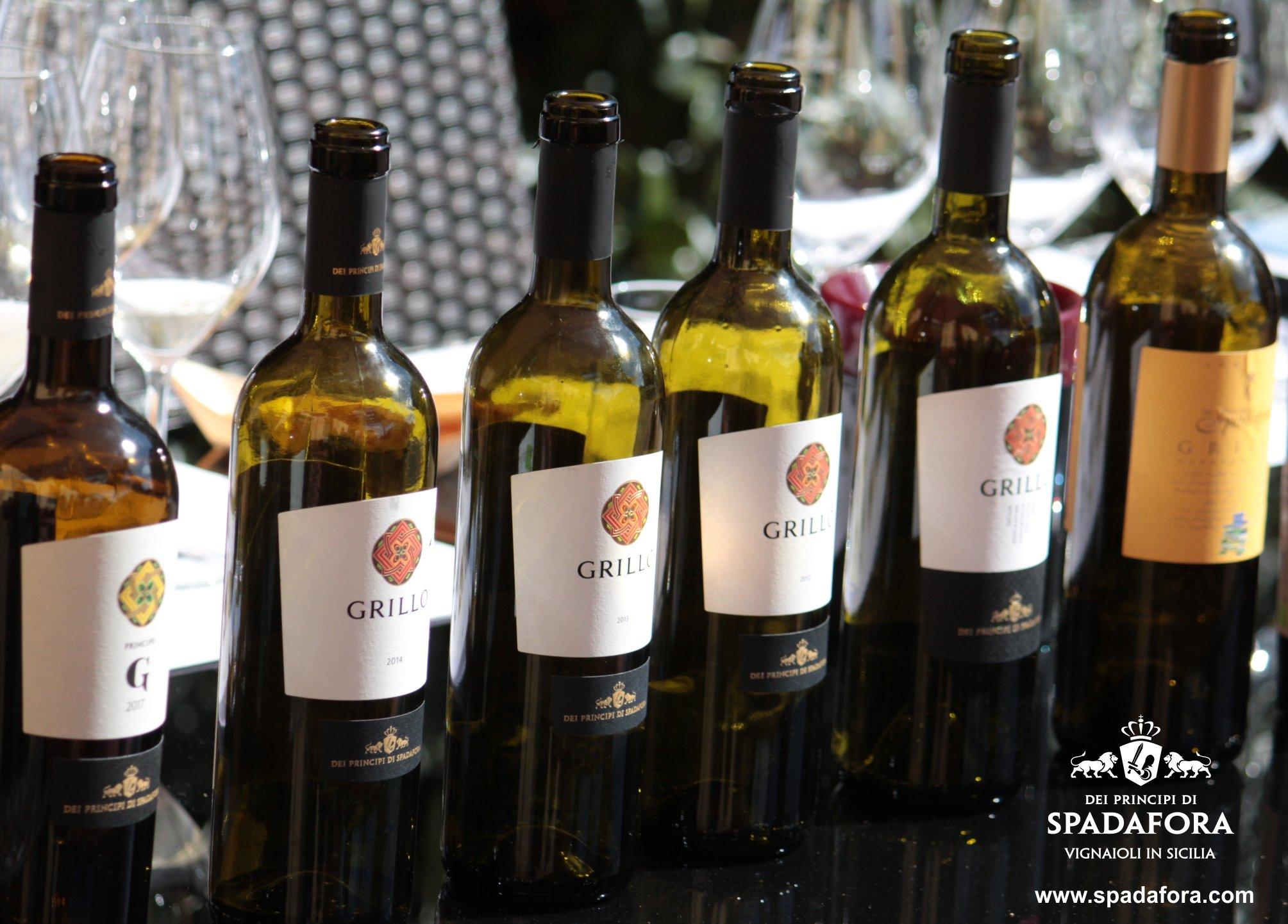 vendita online vino biologico Grillo cantina siciliana
