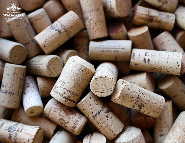 tappi per vino biologico