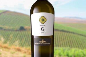 Principe G vino bianco grillo biologico