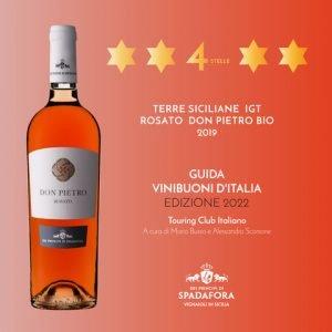 vino rosato biologico siciliano